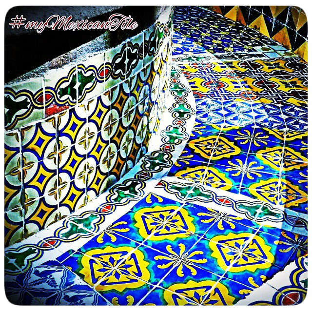 Mexican Tiles Murals - Discount mexican tile