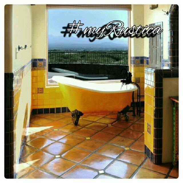 ... Rustic Floor Tiles For Bathroom ...