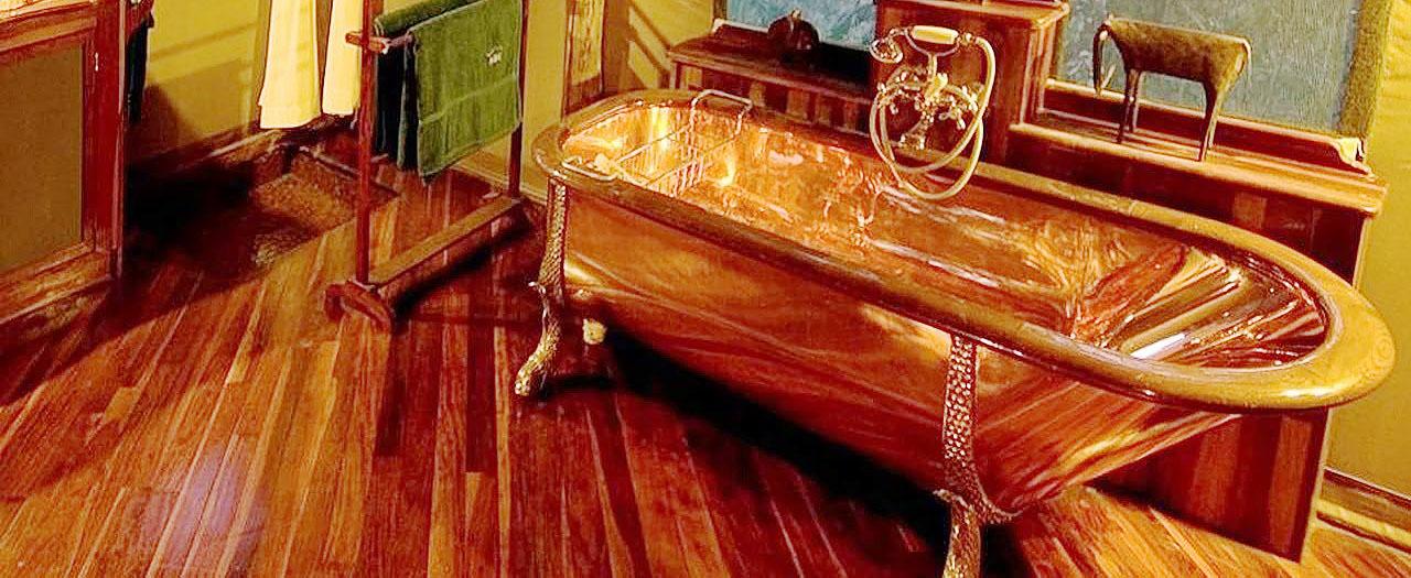 rustica copper bathtubs
