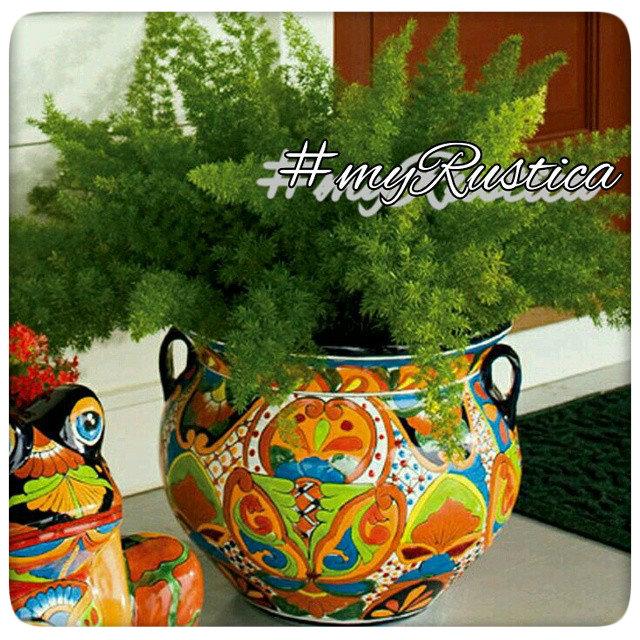 Talavera Flower Pots